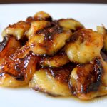 Quick Caramelized Bananas