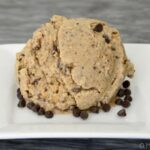 Chocolate Chip Banana Hazelnut Ice Cream (Paleo)