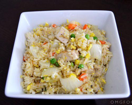 Vietnamese Fried Rice Omgfood