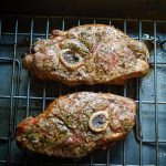 Broiled Lamb Shoulder Chops