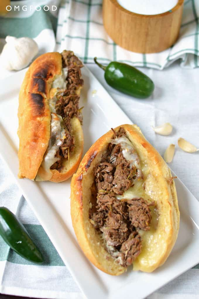Jalapeño Garlic Beef