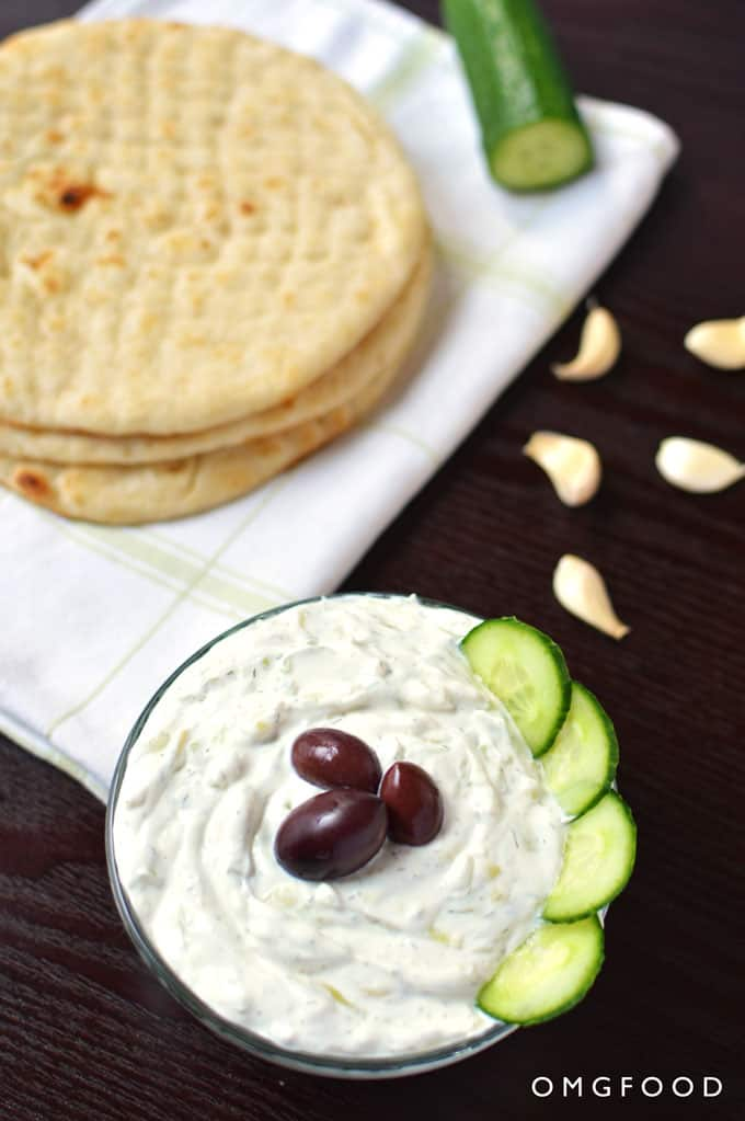 Tzatziki | omgfood.com