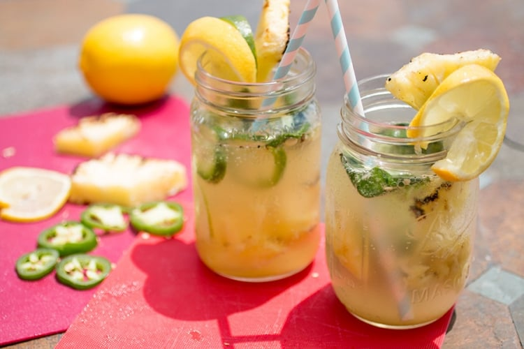 grilledpineapplejalapenococktail-chilipeppermadness