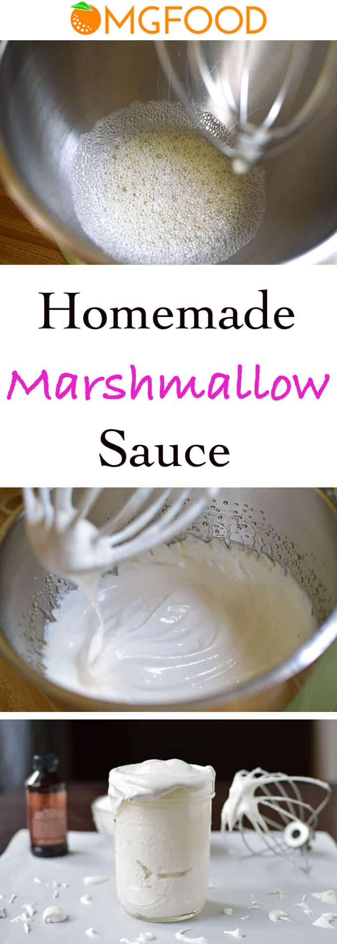 Marshmallow Sauce Recipe — Dishmaps