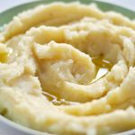 Skordalia (Greek Potato and Garlic Dip)