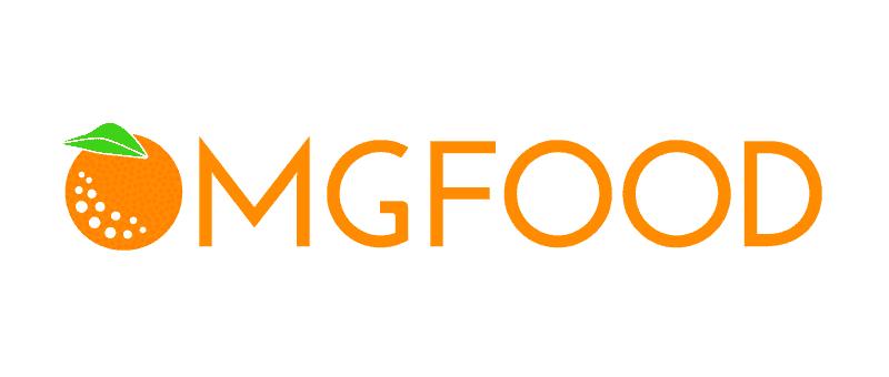 Old OMGfood logo.