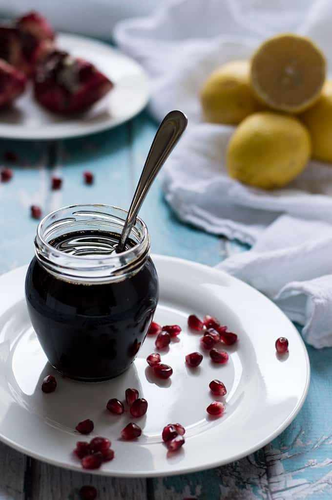 Pomegranate Molasses | omgfood.com