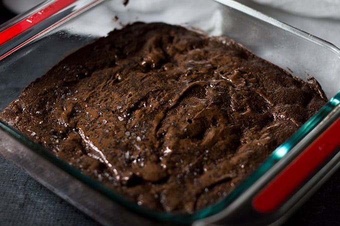 Olive Oil Fudge Brownies | omgfood.com