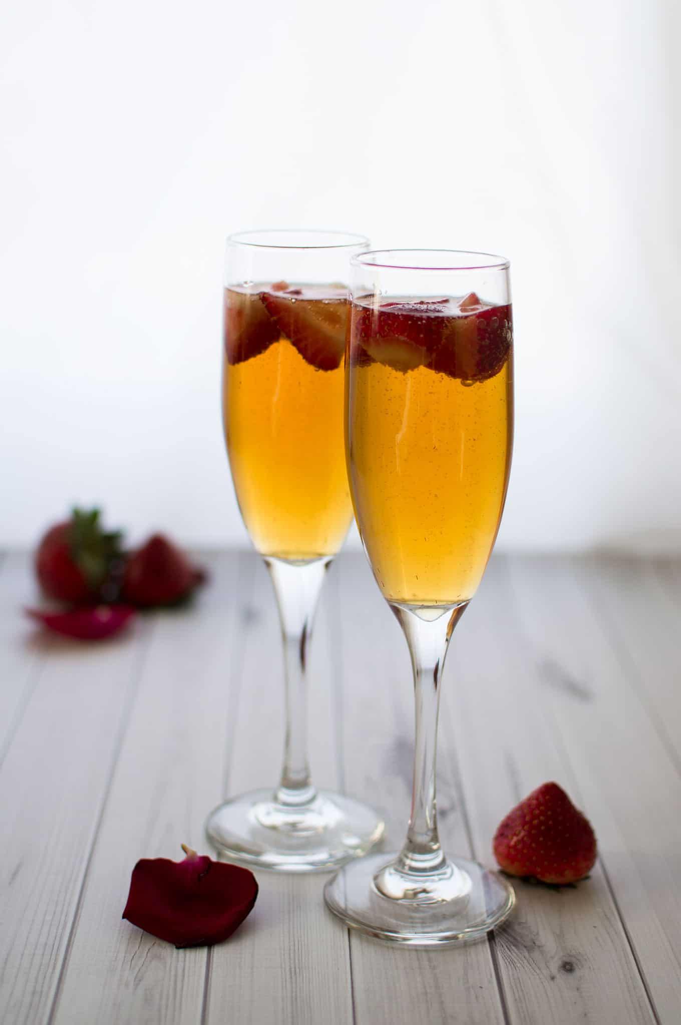 Strawberry Kiss | omgfood.com
