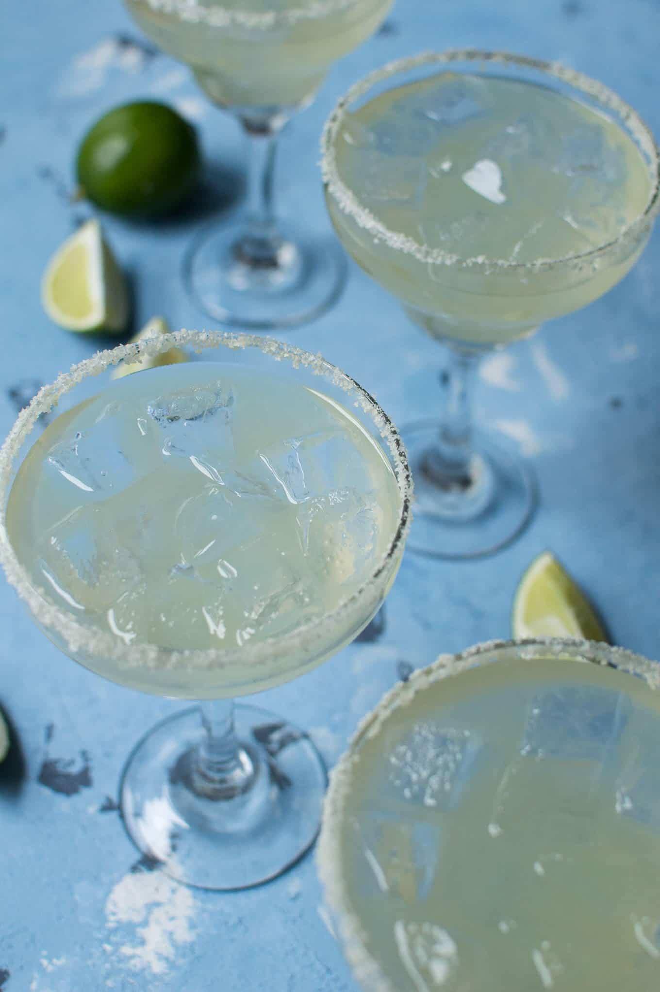 Celebrating Cinco de Mayo with Pitcher Margaritas | omgfood.com