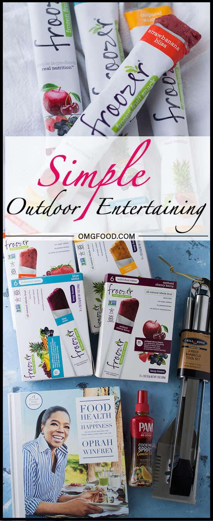Simple Outdoor Entertaining | omgfood.com