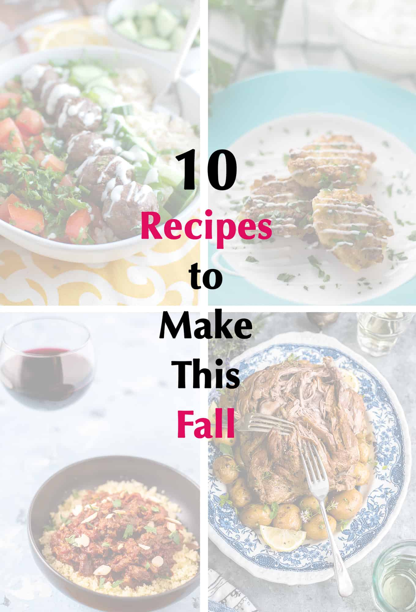 10 Recipes to Make this Fall | omgfood.com
