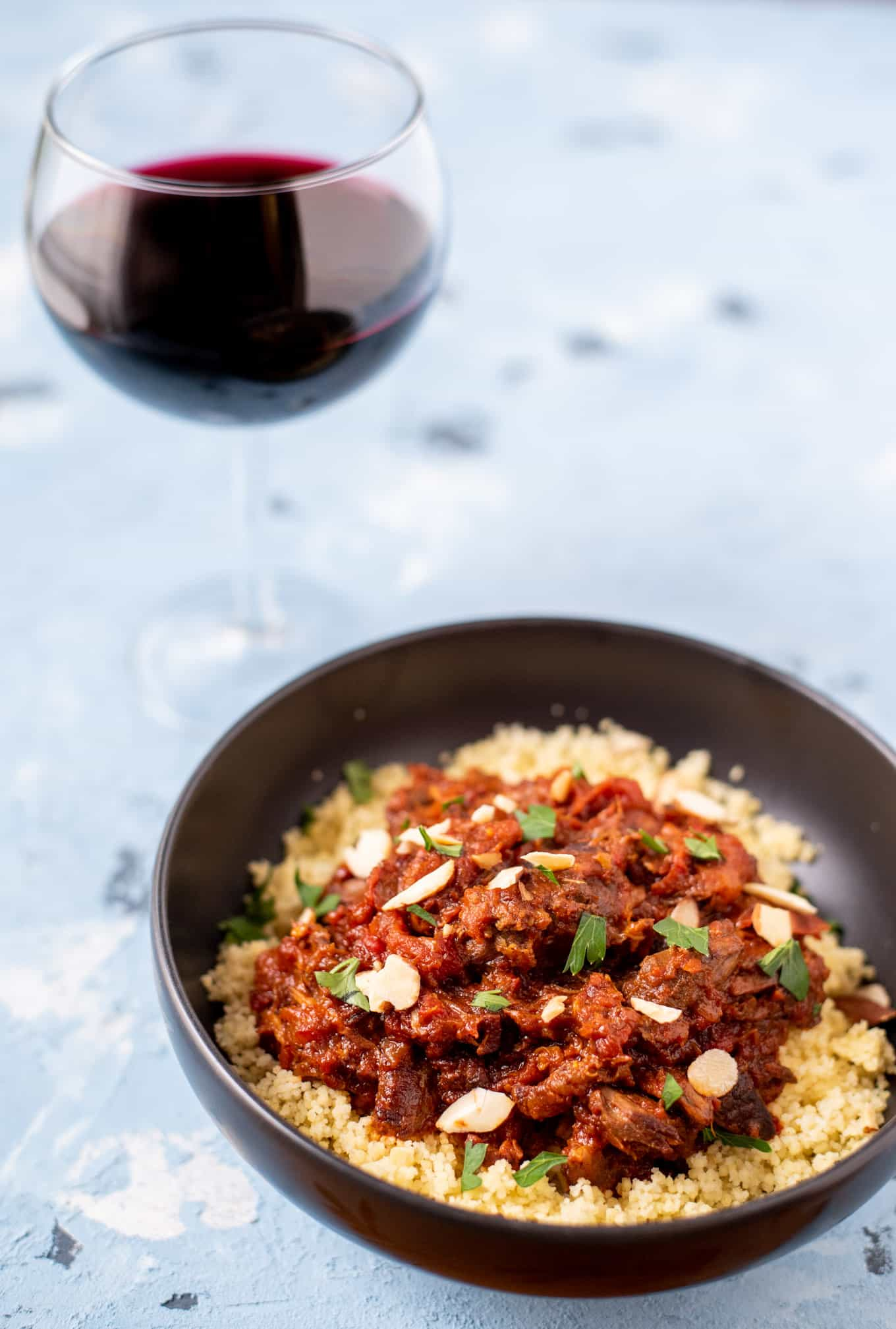 Lamb Tagine | omgfood.com | This post is sponsored by Decoy! #MerlotMe